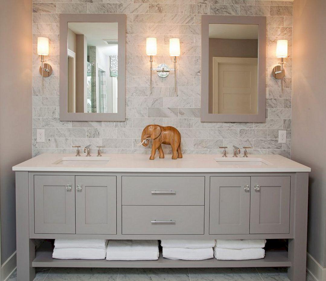 Luxurious Bathroom Vanity 23