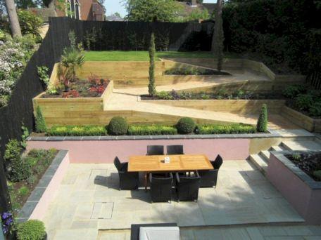 Slope Backyard Design 1