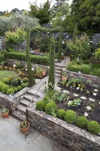 Slope Backyard Design 6