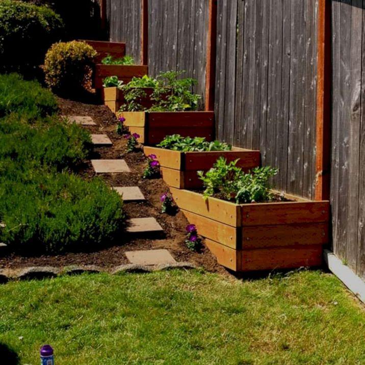 Slope Backyard Design 8