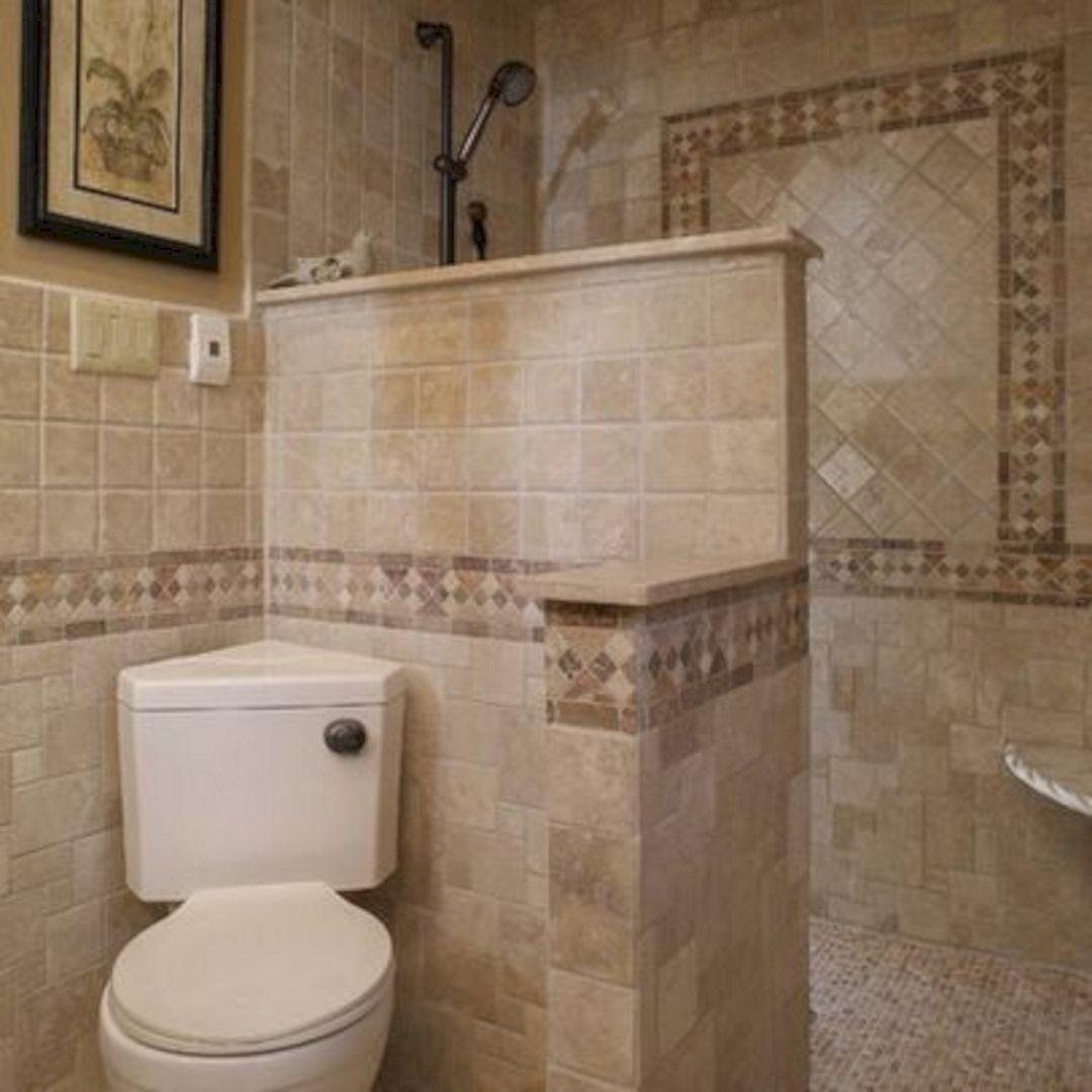 Small Bathroom Shower Doorless 6 Design Ideas And Photos