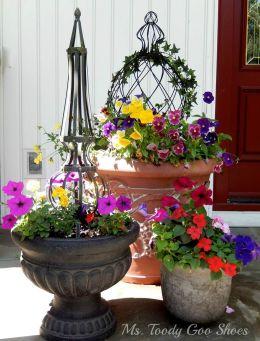 Summer Planter Ideas 15