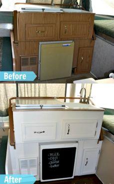 RV Kitchen Makeover Ideas 0221