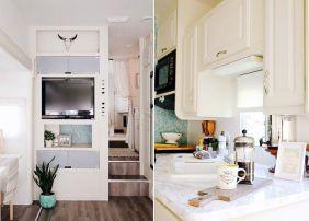 RV Kitchen Makeover Ideas 051