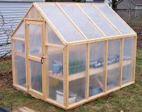 Small Greenhouse Ideas 221