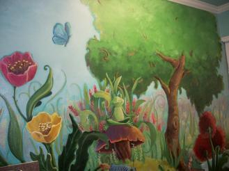 Holistic Harmony Wellness and Chiropractic, Pediatric Exam Room, Carrollton, TX