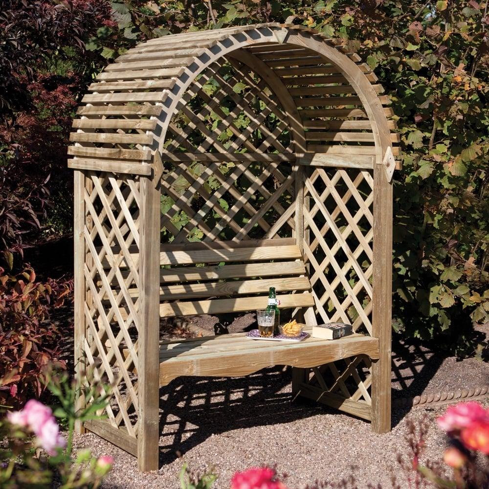 45 Garden Arbor Bench Design Ideas Amp Diy Kits You Can