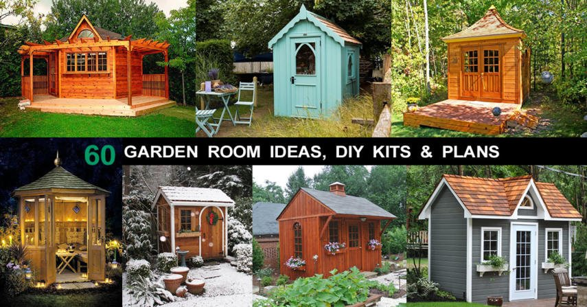 Diy Backyard Shed Kits