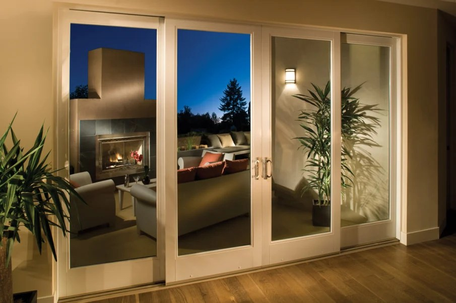 types of patio doors by operating style