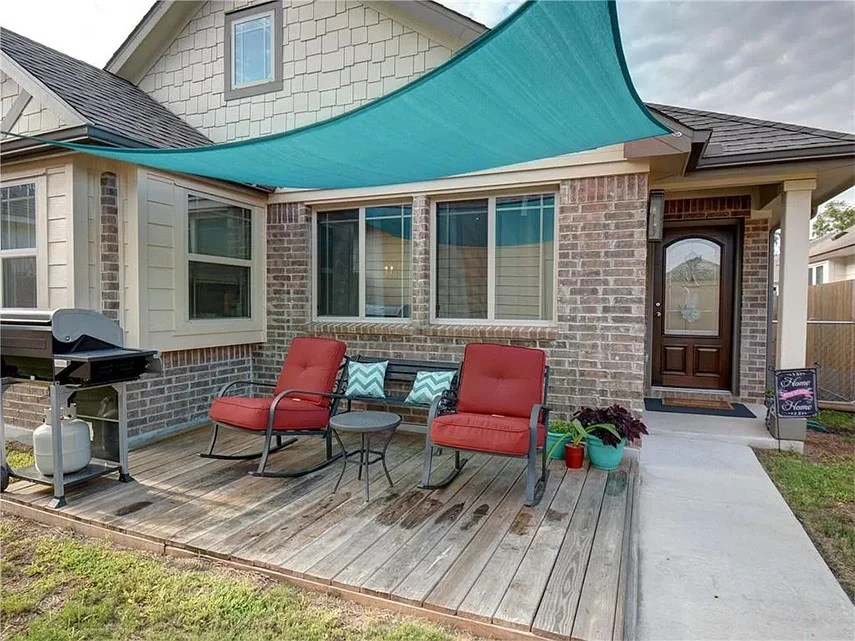 20 shade sail ideas for covered patio