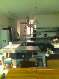 sleek, modern kitchen