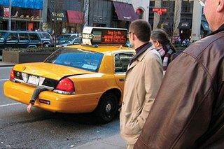 Sopranos Taxicab