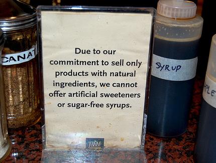 Whole Foods, Company Values (Credit Jackie Huba)