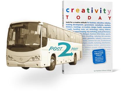 Post2Post Book Creativity Today