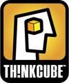 MetaMemes ThinkCube Logo