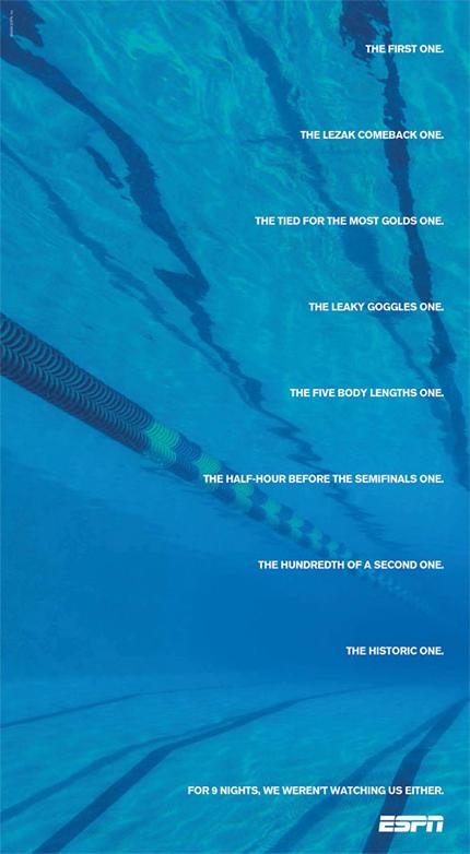 ESPN Michael Phelps