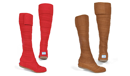 Toms Boot Wraps