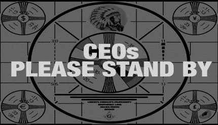 CEOs Jet Blue asks you to Please Stand By