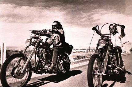 Harley Easy Rider the movie