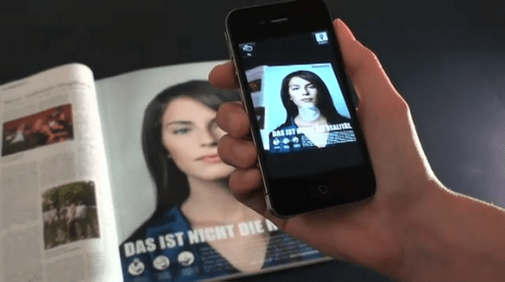 Domestic Violence Augmented Reality Campaign