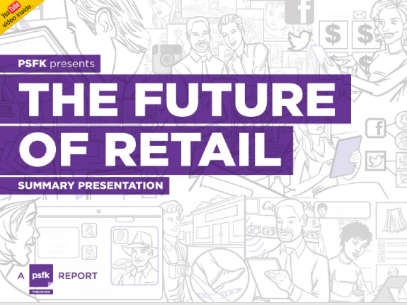 Future of Retail Presentation Technology Shopping
