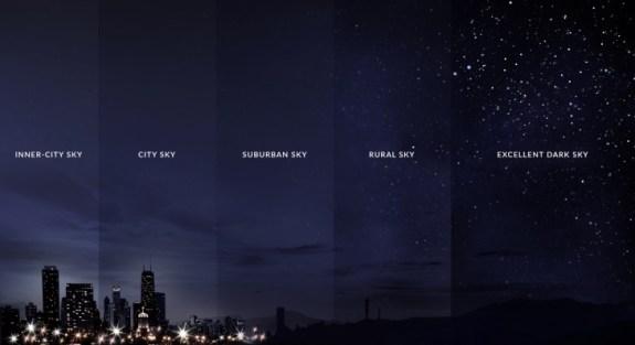 Light Pollution Artwork