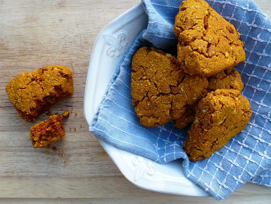 Turmeric Scones - Fresh Planet Flavor