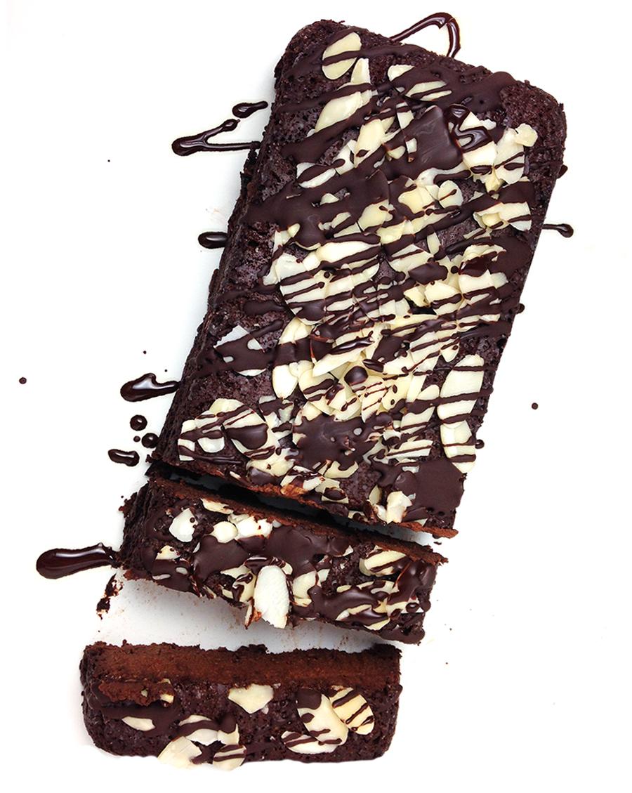Vegan Heartache Cake (Chocolate Eggplant Torte) l Vegan, Grain/Gluten/Dairy Free - Fresh Planet Flavor