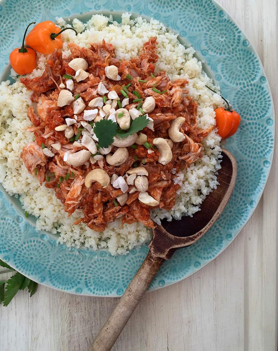 Slow Cooker African Cashew Stew (grain/dairy/sugar free, paleo) | Fresh Planet Flavor