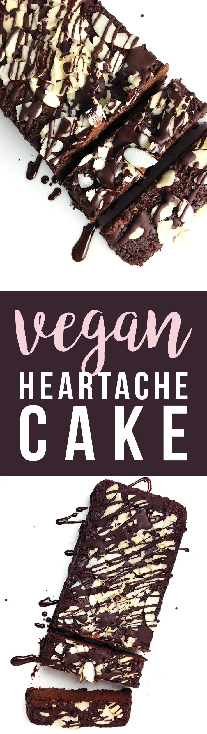 This rich dark torte, with its combination of bananas, eggplant, and chocolate, is a vegan, grain-free, dairy-free dessert that everyone can enjoy! | Fresh Planet Flavor