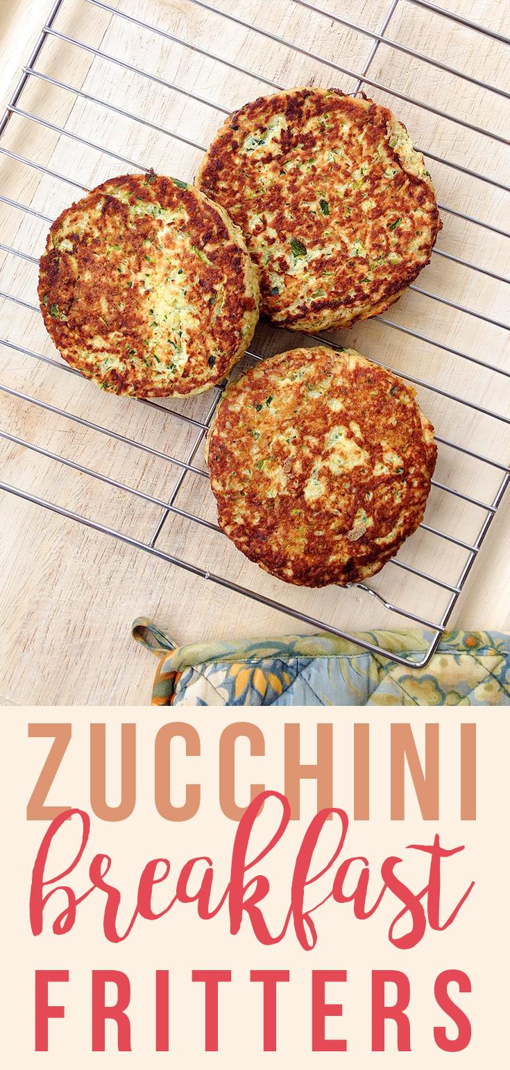 Zucchini Fritters (Grain/Dairy/Sugar-Free) | Fresh Planet Flavor