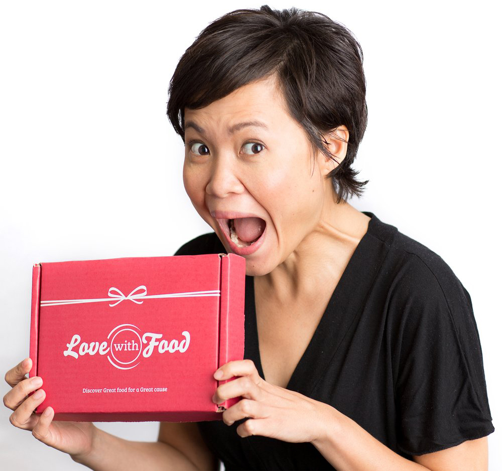 Love with Food at the Food+Tech Connect September Showcase | Fresh Planet Flavor