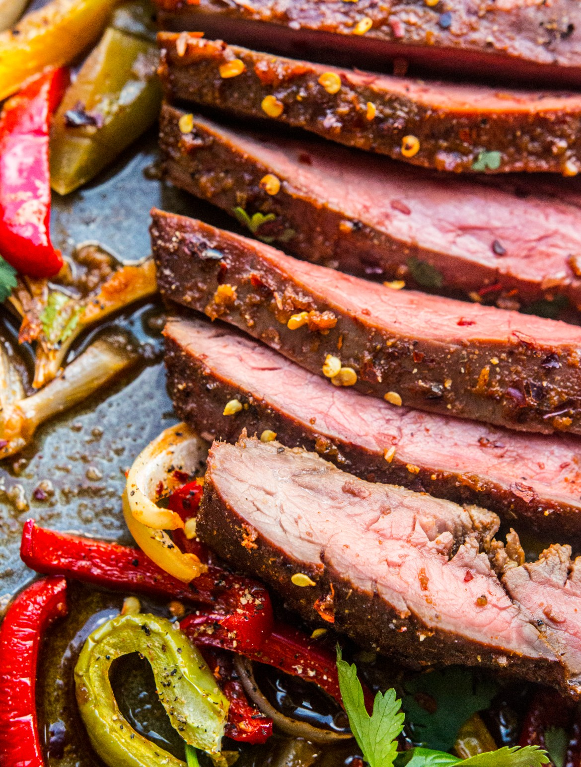 Sheet Pan Fajitas: easy, tasty, one-pan meal! | Fresh Planet Flavor