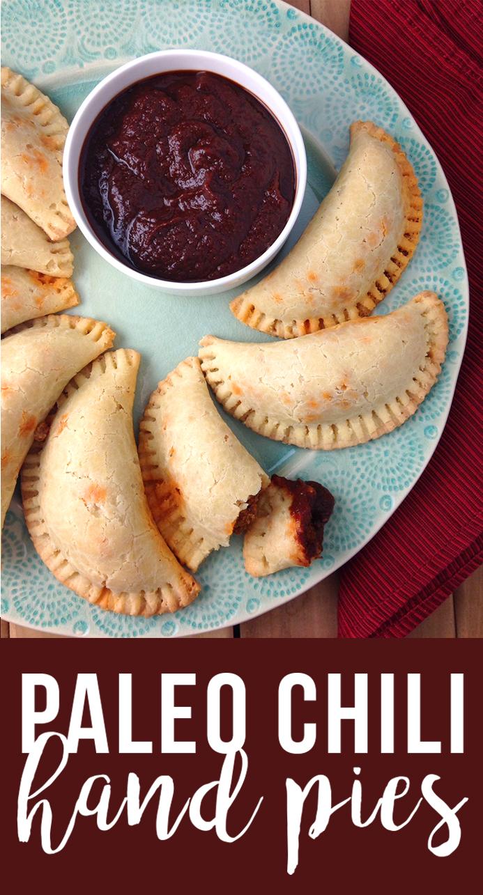 Paleo Chili Hand Pies (grain/gluten/dairy-free)
