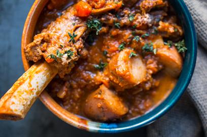 Beef-Rib Pot-Roast