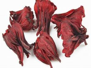 HIBISCUS DRIED FLOWER