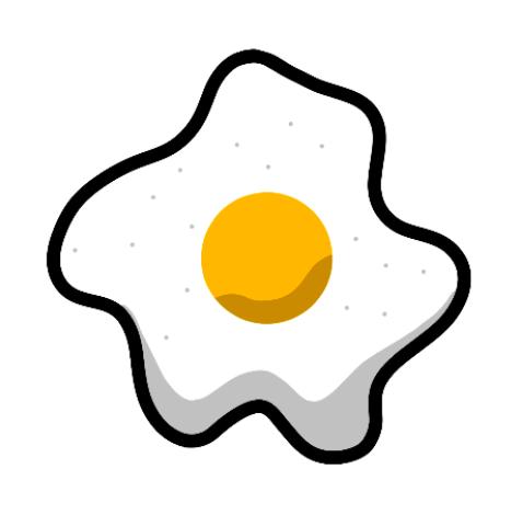 omlet icon on fresh protino website