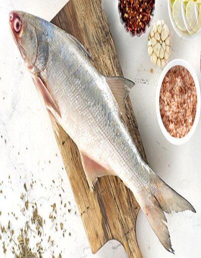 Ravas (रावस) - Rawas fish