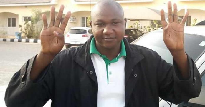 Buharis supporter Adamu Kabir Matazu