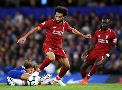 Watch : Liverpool Maintains Premier League Title Race Alive After Defeating Chelsea At Anfield