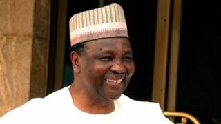 JUST IN: Gowon, Shonekan, others arrive for Buhari's inauguration