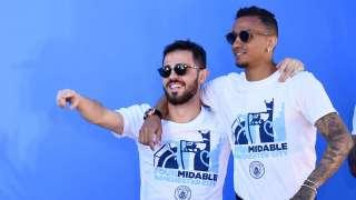 City Player of the Season Bernardo makes UCL pledge to fans