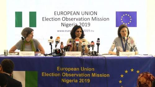 EU election observers 2019