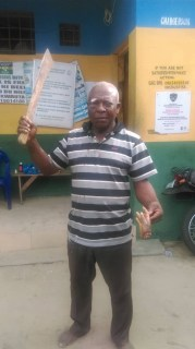 61 Year Old Man Arrested For Cutting Off Hand Of 11 Year Old Boy