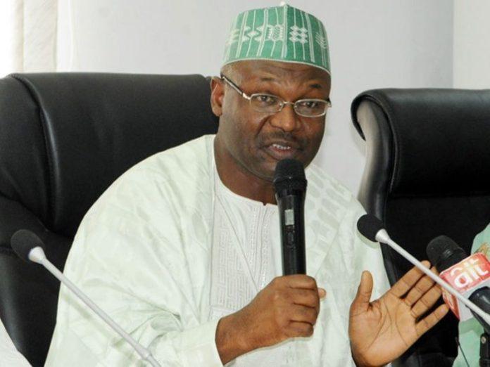 INEC Chairman 1