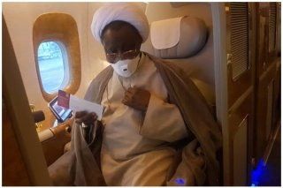 Leader of the Islamic Movement in Nigeria, Ibraheem El-Zakzaky, has now departed Nigeria for India where he will be receiving medical treatment.