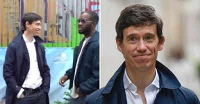 Rory Stewart Accused Of Racism For Calling Three Black Men 'Minor Gangsters'