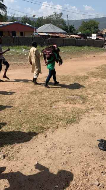 SAD! Two Boys Killed During Kogi Governorship Election In Lokoja (Graphic Photos)