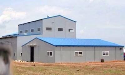 2.5 Million Metric Tonne Rice Mill In Imota Lagos (Photos)