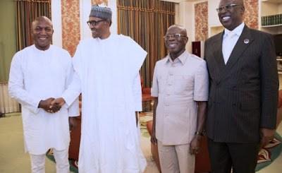 Bayelsa Election: Buhari Congratulates Bayelsa Governor-Elect David Lyon